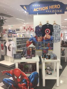 Myer Action Hero Zone for Christmas
