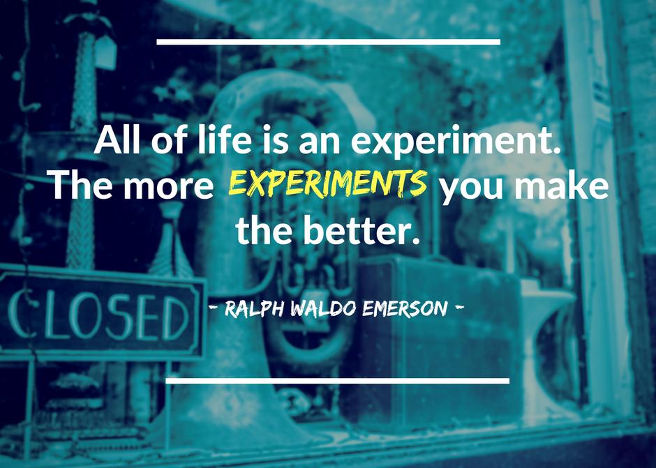 Retail Experiments